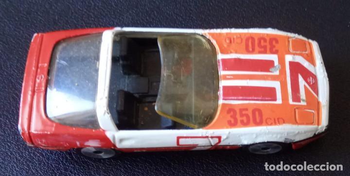 Slot Cars: Matchbox - Coche metálico – Corvette GT - Escala 1:56 - 1984 - Made in Macau - Foto 2 - 235986750