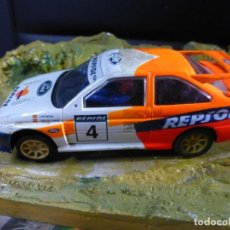 Slot Cars: FORD ESCORT. Lote 250270285