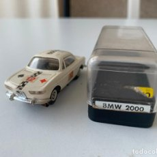 Slot Cars: FALLER BMW 2000 SLOT TIPO SCALEXTRIC. Lote 257534640
