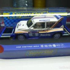 Slot Cars: METRO 6R4 SIN FARERA. Lote 259718535