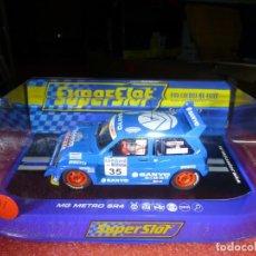 Slot Cars: METRO 6R4 SIN FARERA. Lote 259718615