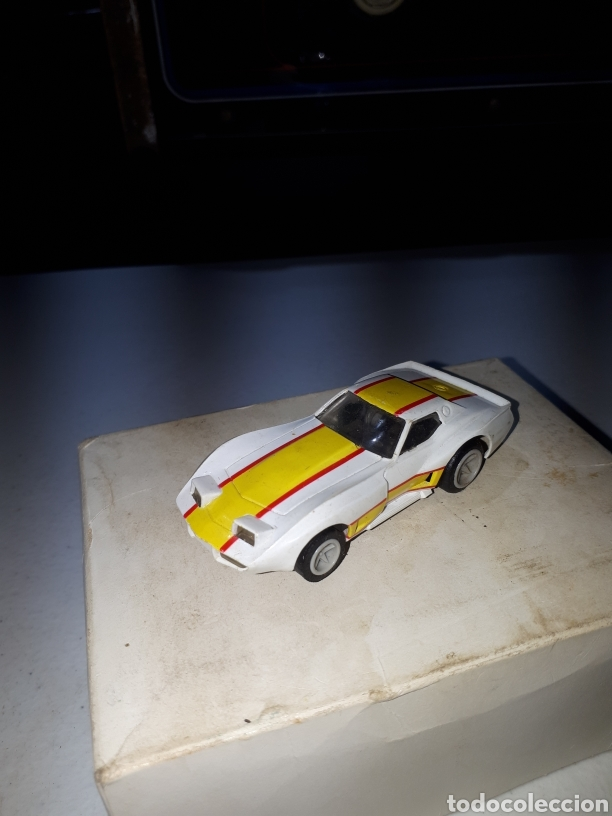 COCHE POWERTRACK PARA PISTA MATCHBOX (Juguetes - Slot Cars - Matchbox)