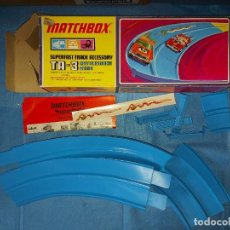 Slot Cars: MATCHBOX SUPERFAST TRACK ACCESSORY - ACCESRIOS TA-3. Lote 272163918