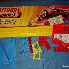 Slot Cars: MATCHOBOX SUPERFAST TRACK 100. Lote 273988313