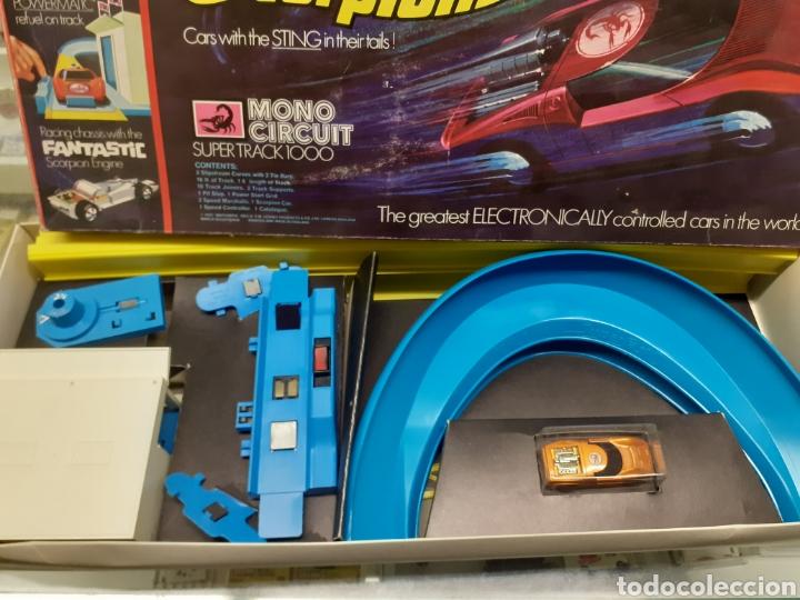 Slot Cars: Circuito matchbox scorpions nuevo - Foto 2 - 278351148