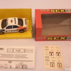 Slot Cars: SUBARU REPSOL MATCHBOX SCX SLOT 1:32. Lote 288949198