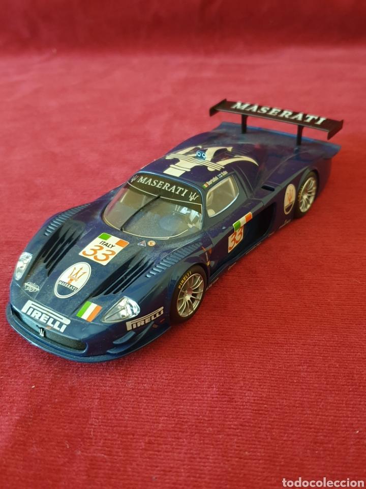 SCALEXTRIC SLOTCAR MASERATI MC12 (Juguetes - Slot Cars - Matchbox)