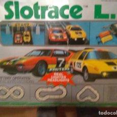 Slot Cars: SLOTTRACE 1976. Lote 292509858