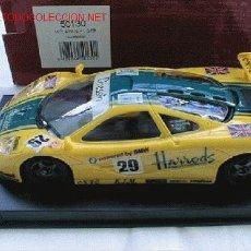 Slot Cars - NINCO 50130 McLAREN F1 GTR HARRODS - 22257681