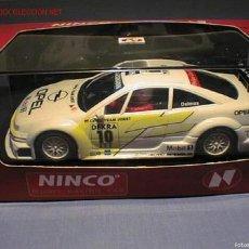 Slot Cars: NINCO 50114 OPEL CALIBRA V6 . Lote 17970353