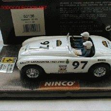 Slot Cars: NINCO 50136 FERRARI 166MM RACC 97. Lote 11734036