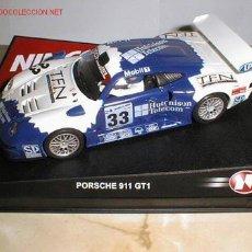 Slot Cars: NINCO 50181 PORSCHE 911 GTI SCHUBEL . Lote 7421193