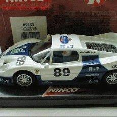 Slot Cars: NINCO 50169 FERRARI F-50 RACING R.?. Lote 6914532