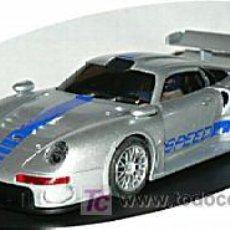 Slot Cars: NINCO PORSCHE 911 GTI SPEED PLATA MAGIC CARS. Lote 26957355