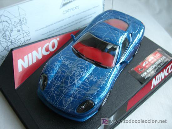 Slot Cars: NINCO 50248 CALLAWAY IVM C12 ARTCAR - Foto 2 - 4594226