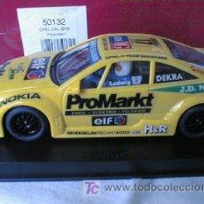 Slot Cars: NINCO 50132 OPEL CALIBRA PROMARKT. Lote 17970344
