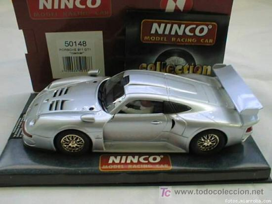 NINCO 50148 PORSCHE 911 GTI ROAD CAR (Juguetes - Slot Cars - Ninco)