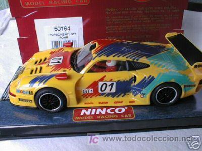 NINCO 50164 PORSCHE 911 GTI ROHR (Juguetes - Slot Cars - Ninco)