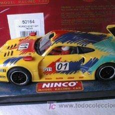 Slot Cars: NINCO 50164 PORSCHE 911 GTI ROHR. Lote 7421111