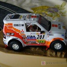 Slot Cars: MITSUBISHI PAJERO - MASUOKA - DESCATALOGADO. Lote 26574329