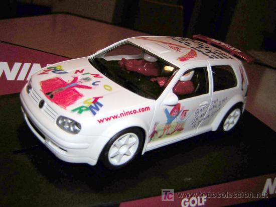Golf Iv De Ninco Edicion Limitada 38e Salo De L Comprar Slot Cars