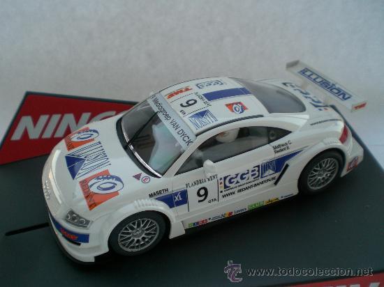 NINCO 50327 AUDI TT-R BELCAR (Juguetes - Slot Cars - Ninco)
