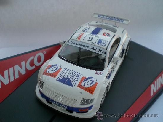 Slot Cars: NINCO 50327 AUDI TT-R BELCAR - Foto 2 - 23129197