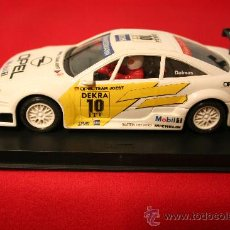 Slot Cars: NINCO OPEL CALIBRA V6 1/32 SLOT . Lote 27022813