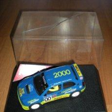 Slot Cars: NINCO TOYOTA COROLLA CATALUNYA COSTA BRAVA 00. Lote 25565758