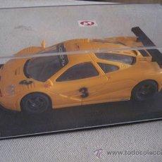 Slot Cars: MCLAREN GTR 3 NINCO. IMPECABLE ESTADO.. Lote 27152347