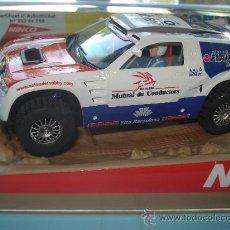 Slot Cars: SALÓ DEL HOBBY BCN 2005 NINCO VOLKSWAGEN TOUAREG. Lote 15017509