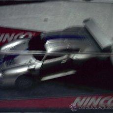Slot Cars: 50148 - OFERTON - PORSCHE 911 GT1 CON MOTOR NC-5 SPEEDER DE NINCO. Lote 137126590