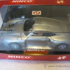 Slot Cars: 50148 - PORSCHE 911 GT1 ROAD CAR SIN ESTRENAR DE NINCO. Lote 28191120