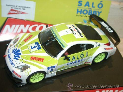 NISSAN 350Z (Juguetes - Slot Cars - Ninco)