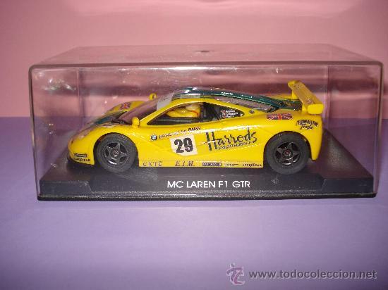 Slot Cars: NINCO 50130 McLAREN F1 GTR HARRODS de 1996. - Foto 5 - 31660043