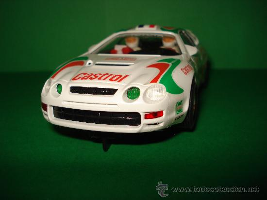 Slot Cars: NINCO 50109 TOYOTA CELICA GT-Four CASTROL . Año 1995. - Foto 4 - 31695119