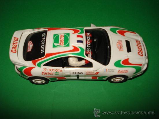 Slot Cars: NINCO 50109 TOYOTA CELICA GT-Four CASTROL . Año 1995. - Foto 2 - 31695119