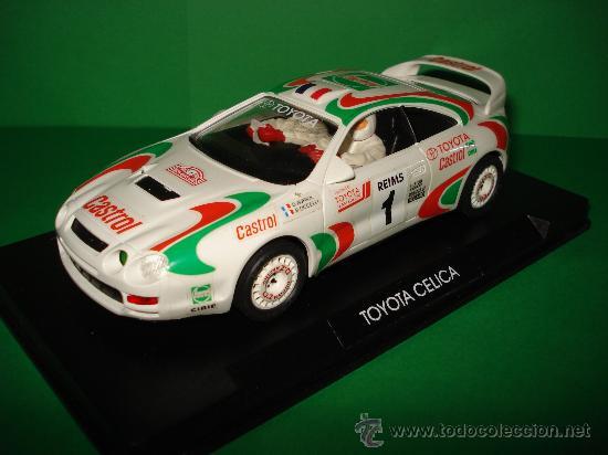 NINCO 50109 TOYOTA CELICA GT-FOUR CASTROL . AÑO 1995. (Juguetes - Slot Cars - Ninco)