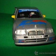 "Slot Cars: MERCEDES AMG C-KLASSE ""D2"" REF. 50113, PLATA FABRICADO POR NINCO.. Lote 31695291"