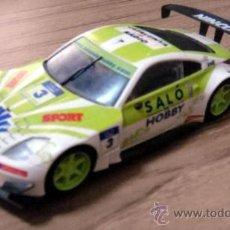 Slot Cars: NISSAN 300 NINCO SALO HOBBY 2006. Lote 32679492