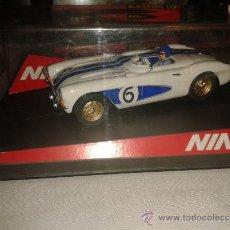 Slot Cars: NINCO CORVETTE CLASS C SEBRING 56 NUEVO EN CAJA. Lote 33328530
