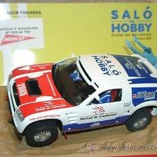 Slot Cars: VOLKSWAGEN TOUAREG ED LIM SALÓN DEL HOBBY 2005. Lote 33354209