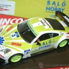Slot Cars: NISSAN 350Z ED LIM Y NUMERADA. Lote 35110809