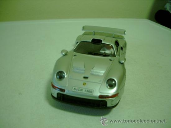 Slot Cars: PORSCHE 911 GT 1 DE NINCO - Foto 2 - 35544937