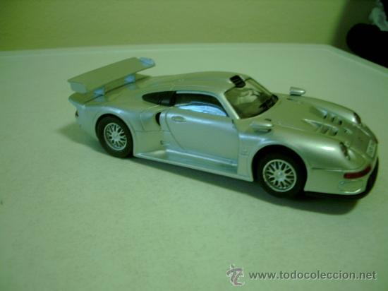 Slot Cars: PORSCHE 911 GT 1 DE NINCO - Foto 3 - 35544937