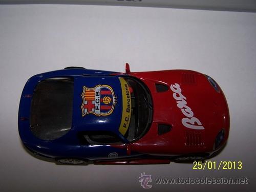Slot Cars: VIPER GTS R F.C BARCELONA - Foto 2 - 35627618