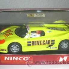 Slot Cars: FERRARI NINCO. Lote 36266968
