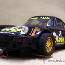 Slot Cars: AUTOMOVIL PORSCHE, SLOT CAR, NINCO, NC2, FABRICADO EN ESPAÑA, LOIS, FUNCIONA. Lote 38377707