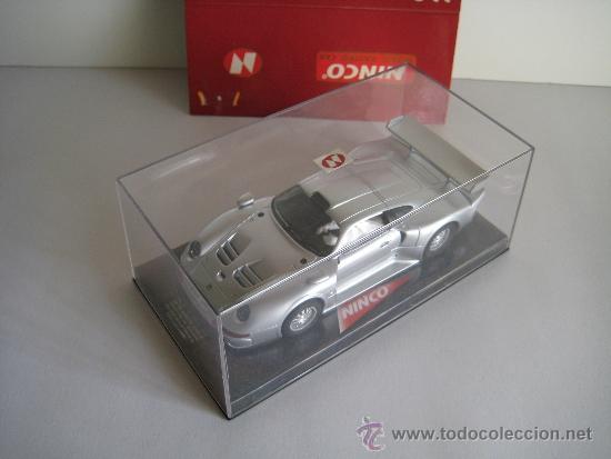 NINCO - PORSCHE 911 GT1 ROADCAR (Juguetes - Slot Cars - Ninco)