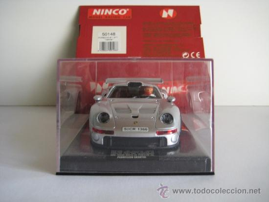 Slot Cars: Ninco - Porsche 911 gt1 roadcar - Foto 3 - 38554970